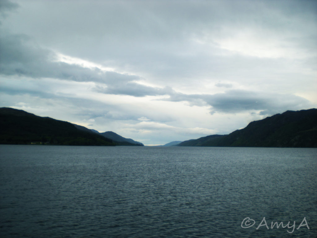 Loch Ness, Scotland. Sadly, I did not see Nessie, but maybe next time. Did you know that the geology of western Scotland is identical to that of eastern Canada? They told us that on the boat tour. Neat, huh?