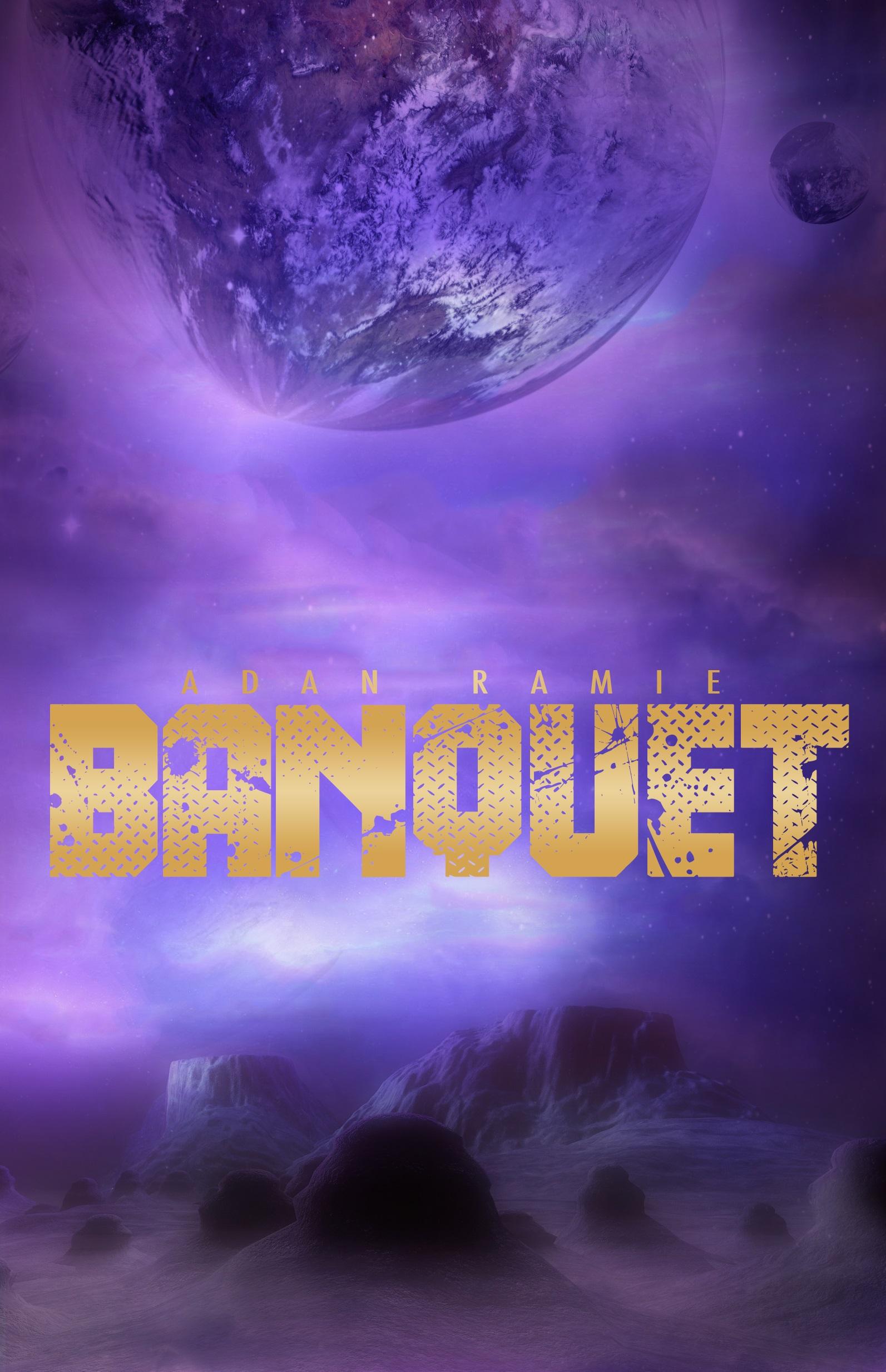 Adan Ramie - Banquet Cover