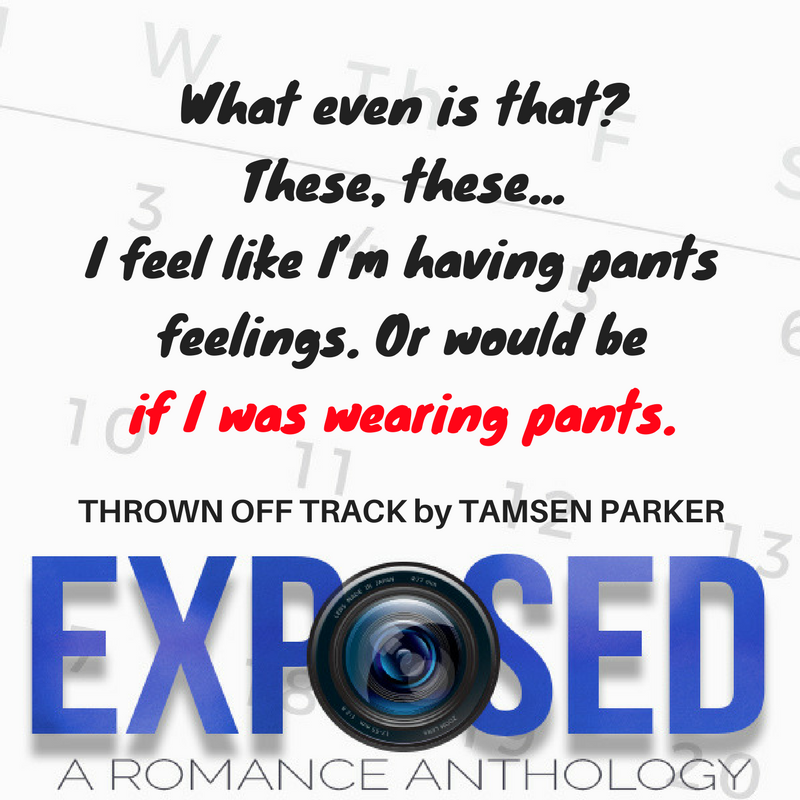 Exposed Tamsen Parker