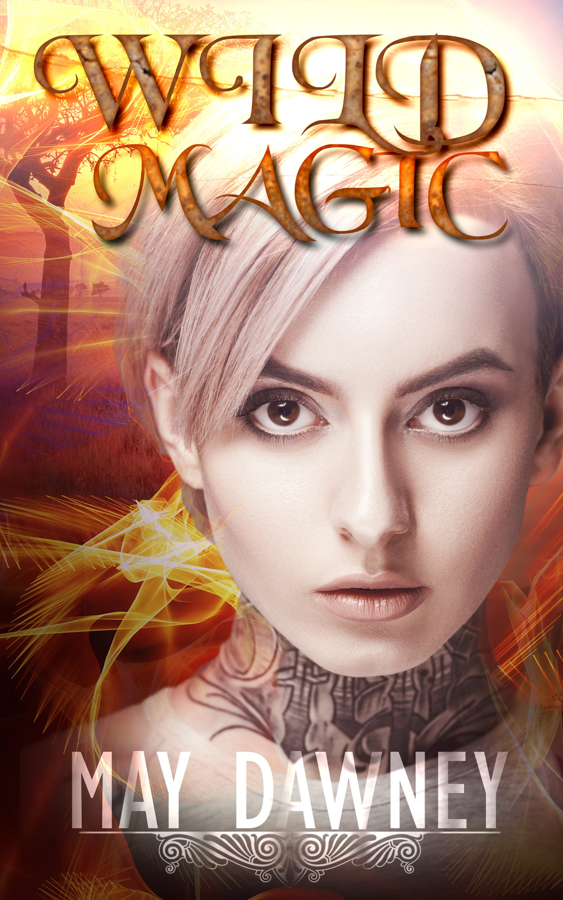 May Dawney - Wild Magic Cover