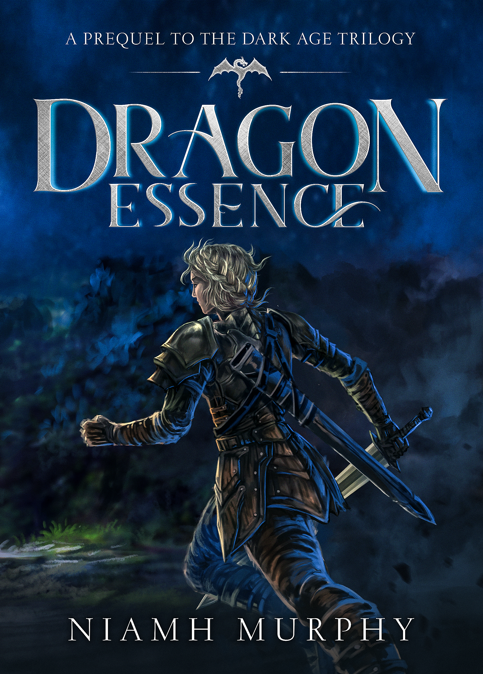 Niamh Murphy - Dragon Essence Cover