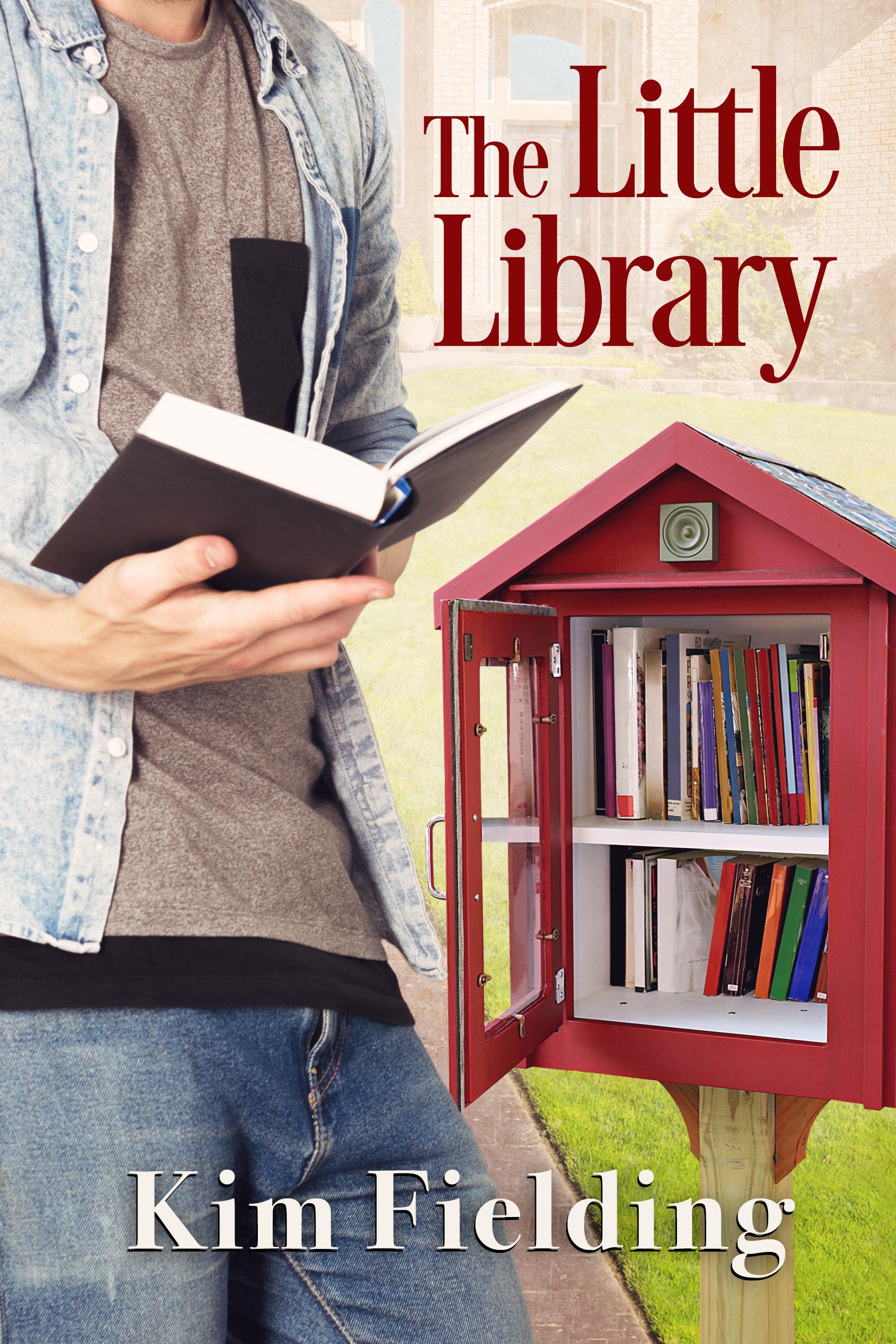 The Little Library Kim Fielding