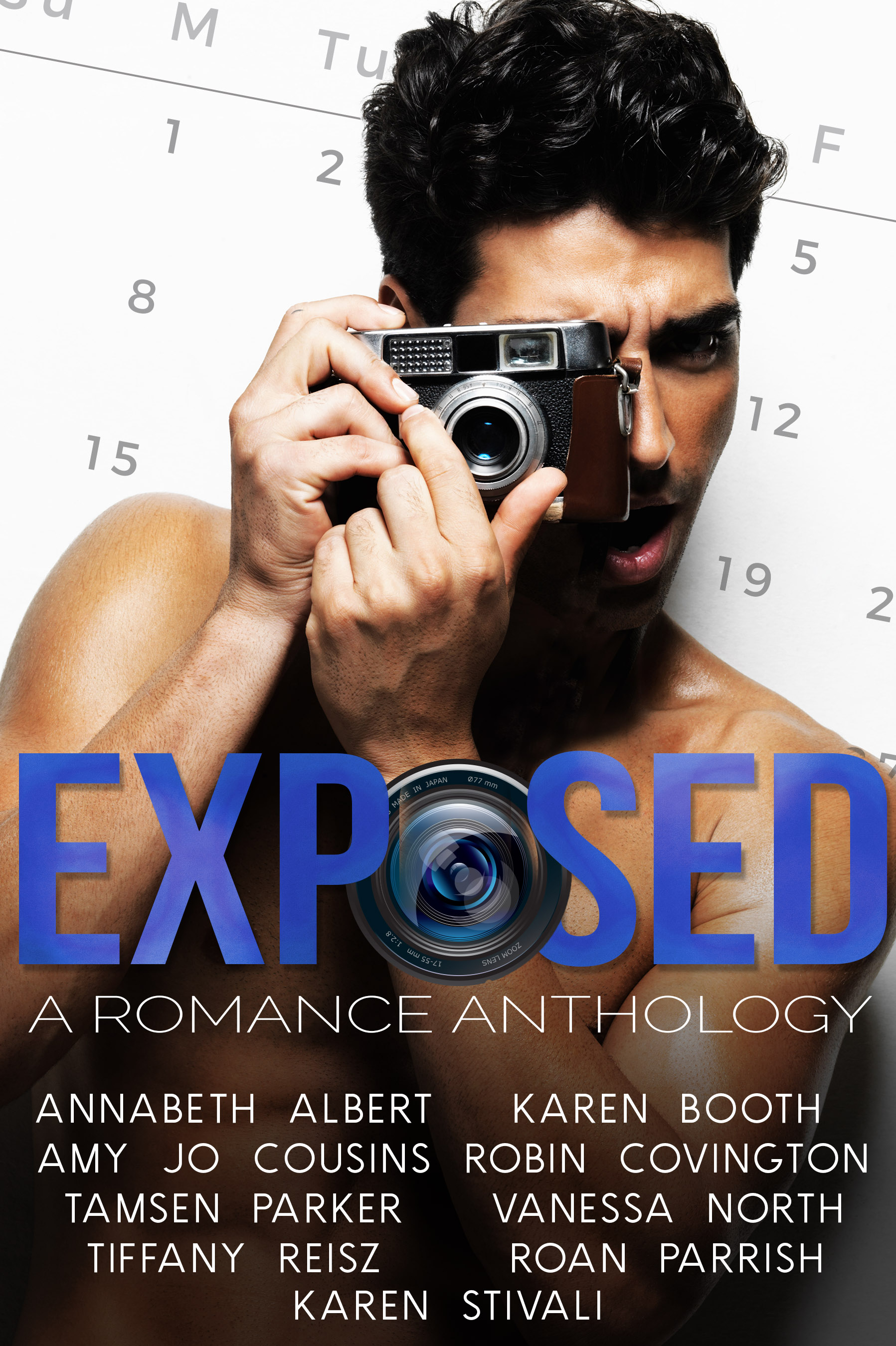 Exposed A Romance Anthology