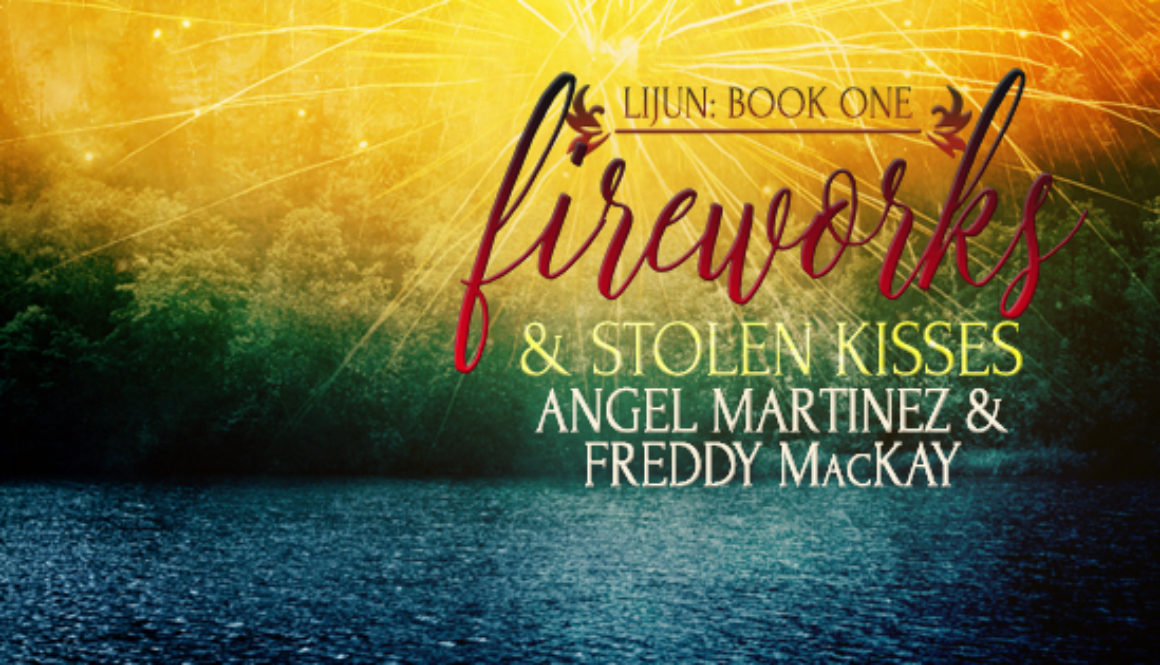 BANNER FB - Fireworks and Stolen Kisses