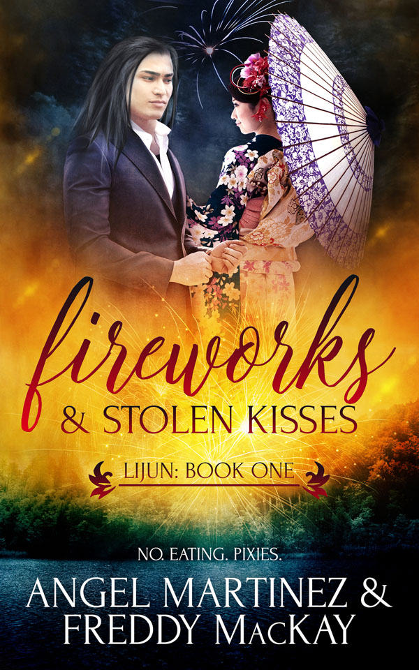 COVER - Fireworks and Stolen Kisses