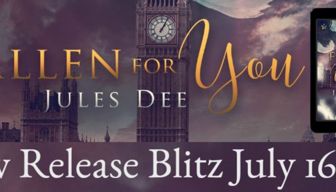 Fallen for You Banner