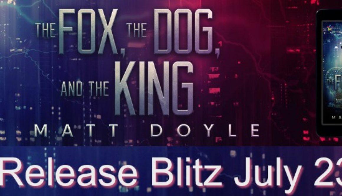 Fox Dog Banner