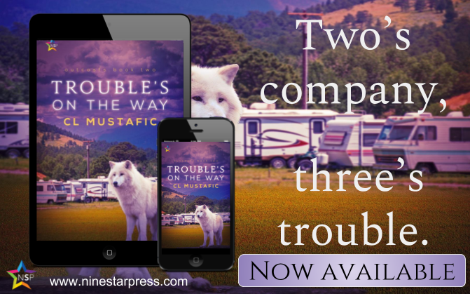 Trouble Now Available