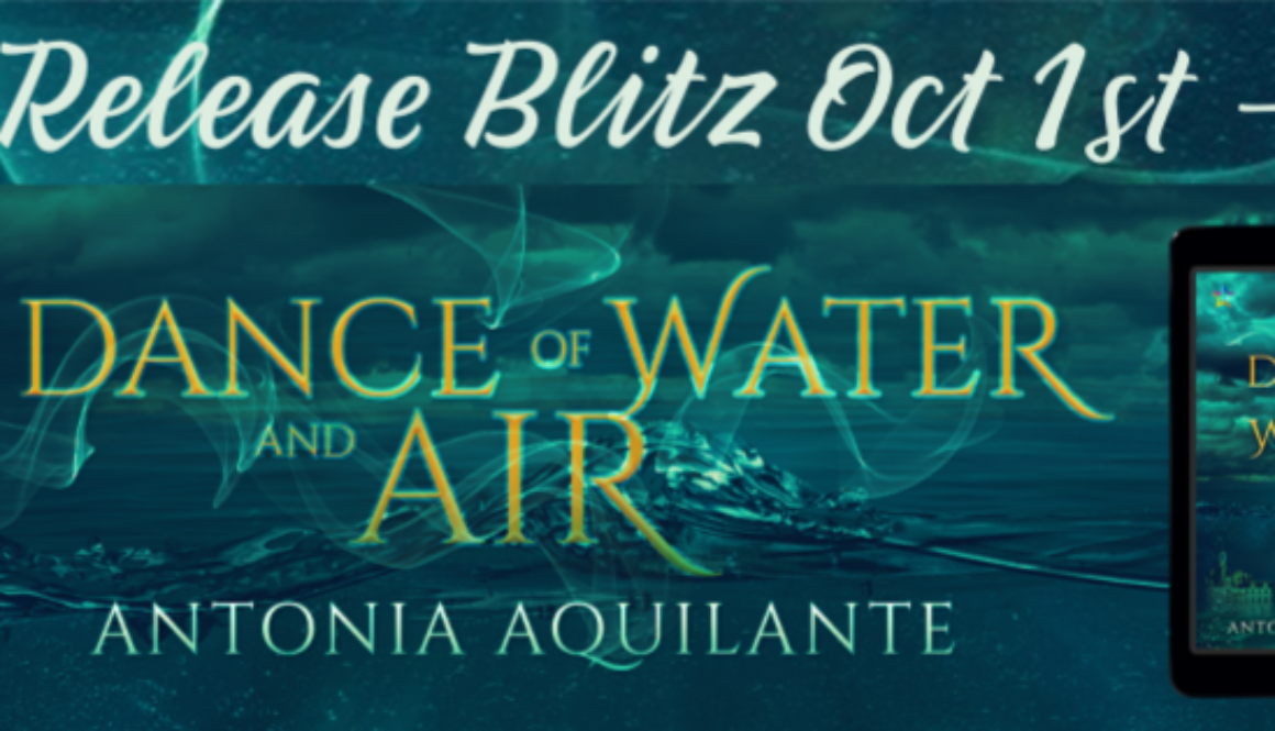 A Dance of Water and Air Banner