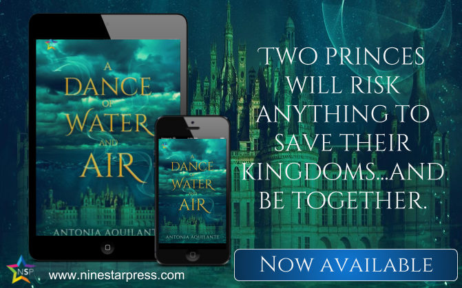 A Dance of Water and Air Now Available
