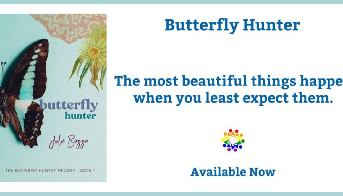 BUTTERFLY HUNTER TAGLINE