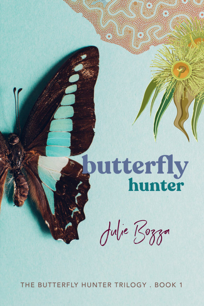 Butterfly Hunter LT - FINAL eBook cover