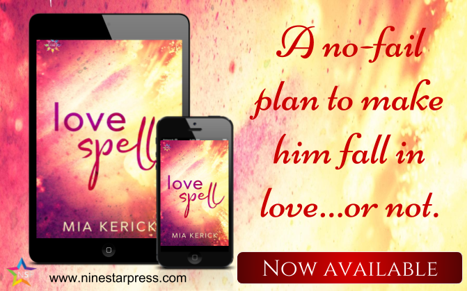 Love Spell Now Available