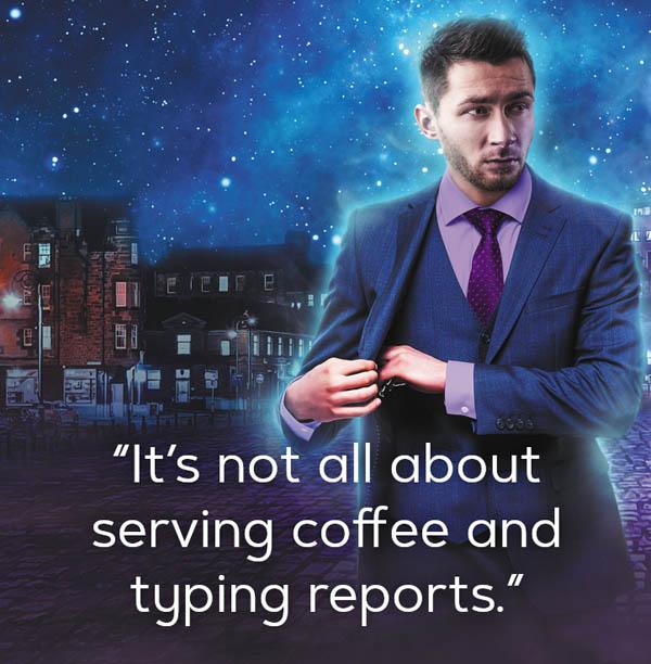 MEME - Aliens Smith and Jones - Coffee Quote