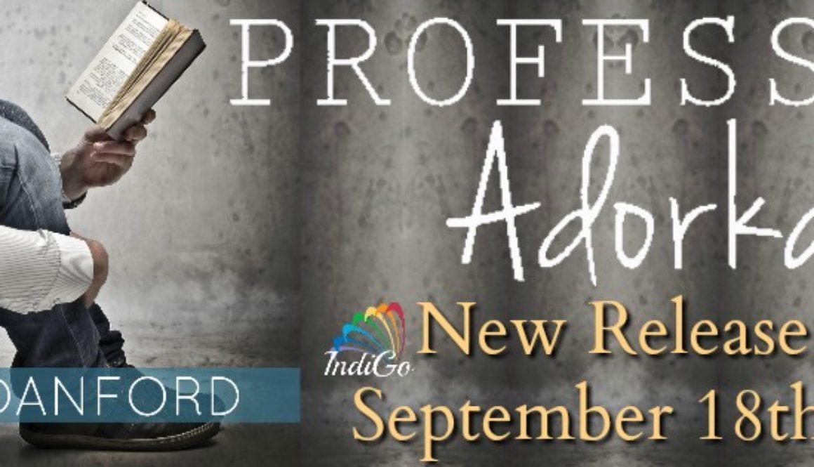 Professor Adorkable Banner