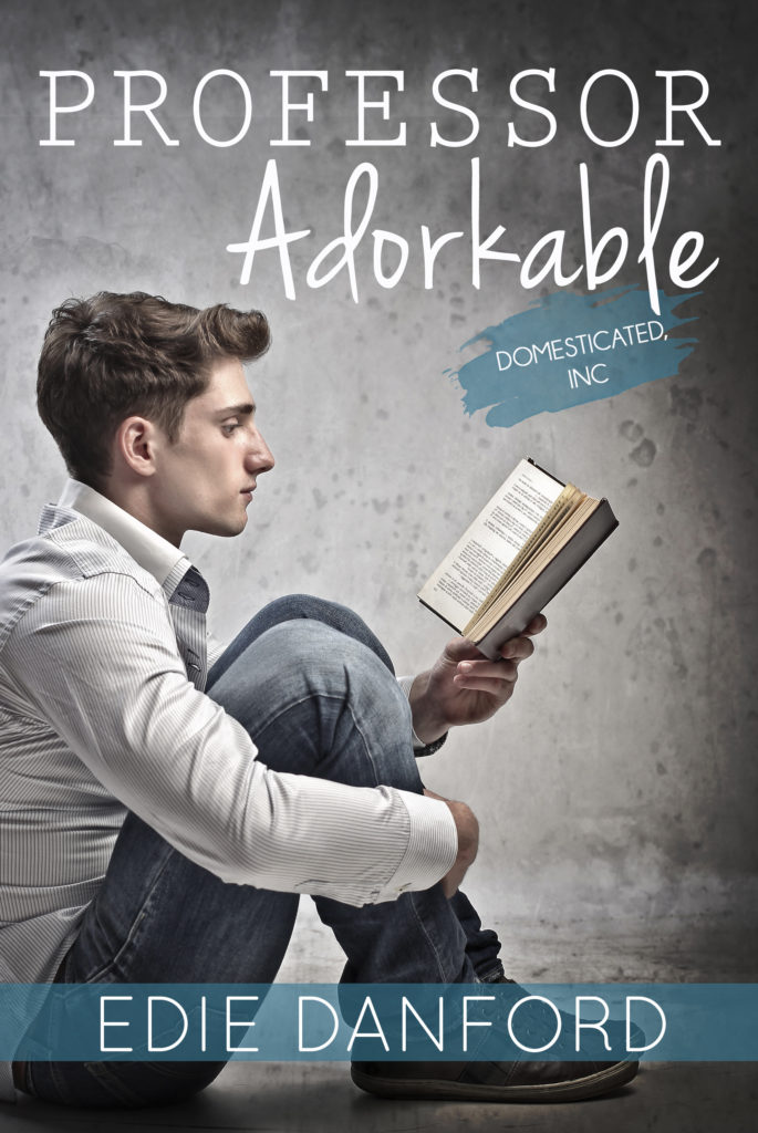 Professor Adorkable Cover