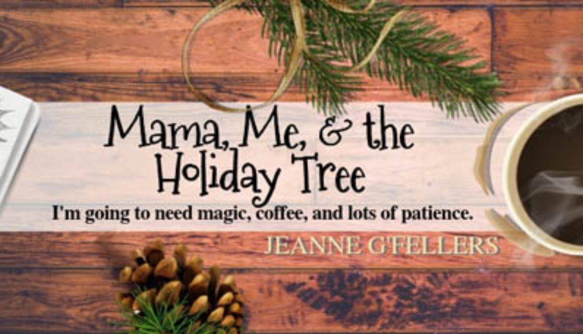 BANNER - Mama Me and the Holiday Tree