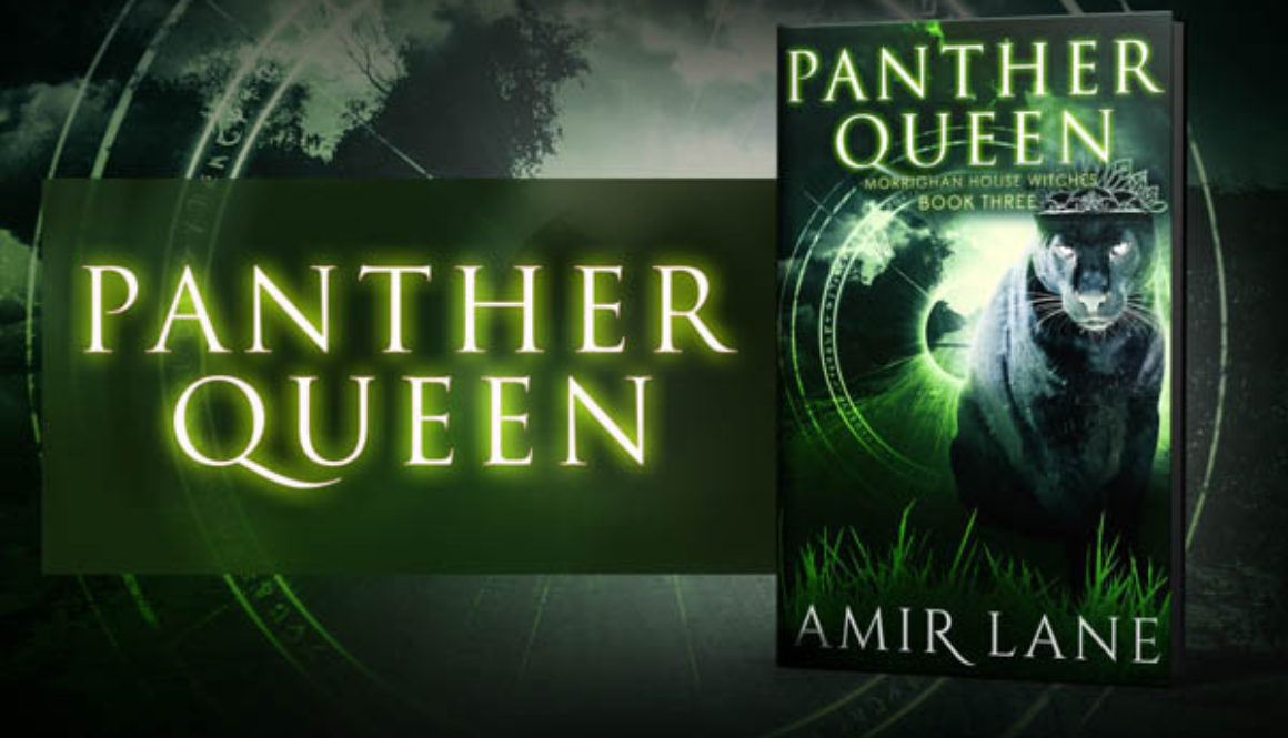BANNER - Panther Queen