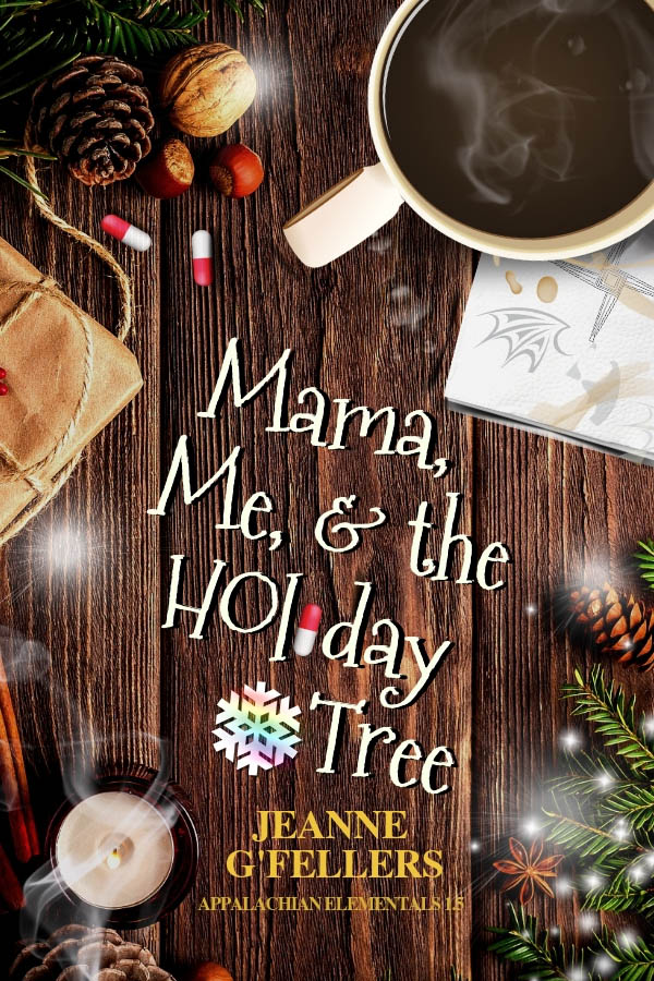 COVER - Mama Me and the Holiday Tree