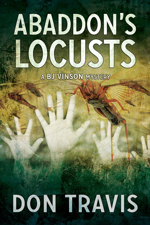 COVER - Abaddon's Locusts - Travis