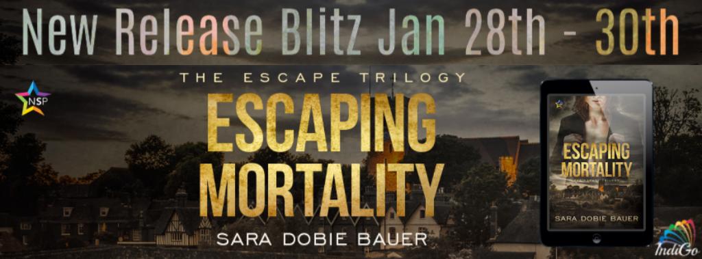 Escaping Mortality Blitz Banner