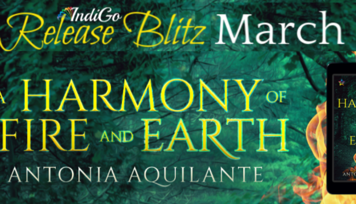 Harmony of Fire & Earth Banner
