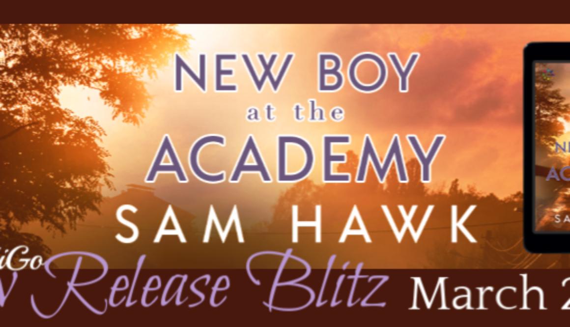 New Boy Banner