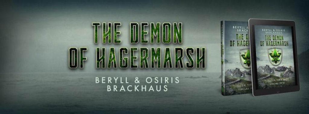 BANNER1 - Demon of Hagermarsh