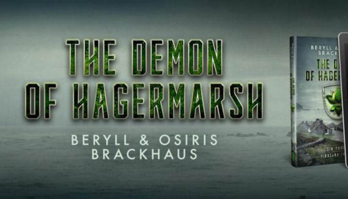 BANNER1 - Demon of Hagermarsh