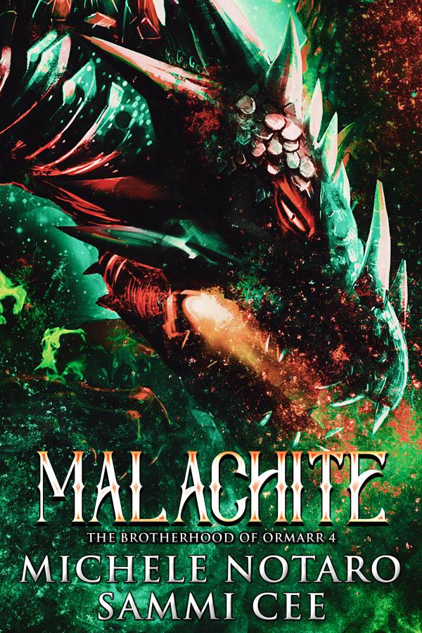 COVER - Malachite