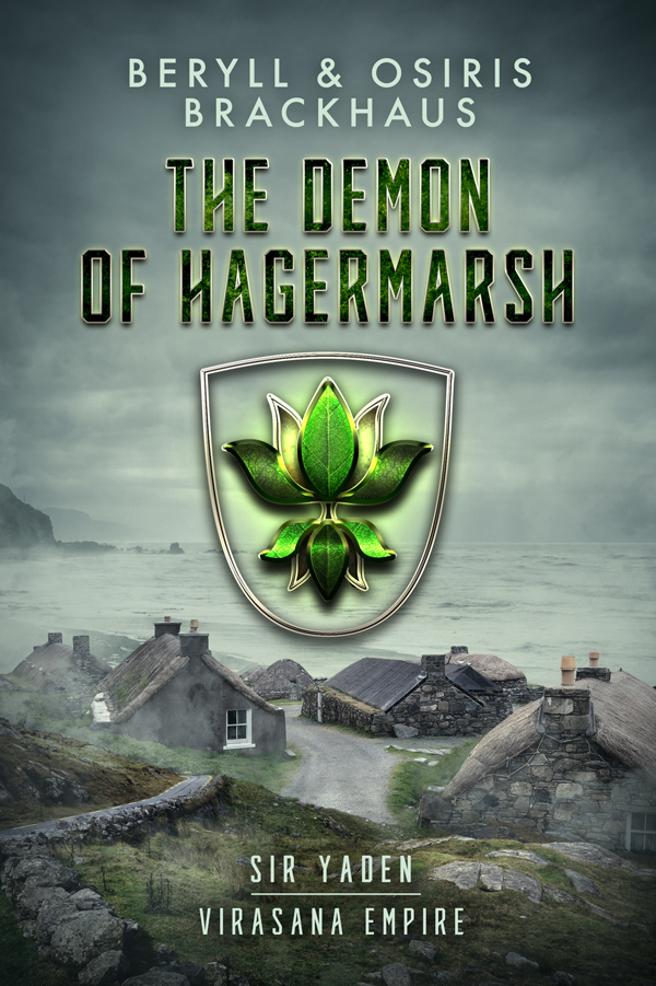 COVER - The Demon of Hagermarsh