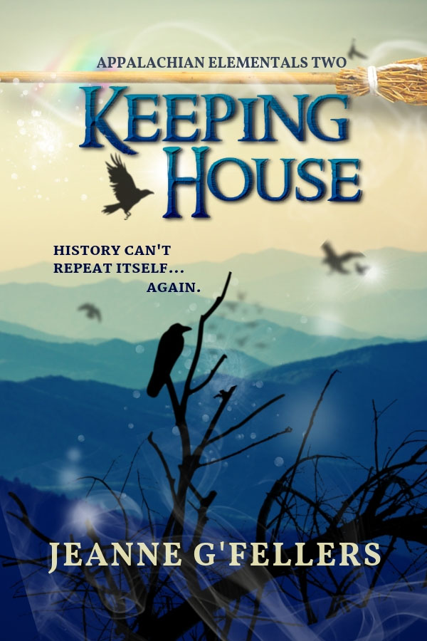 COVER - Keeping House - Jeanne GFellers