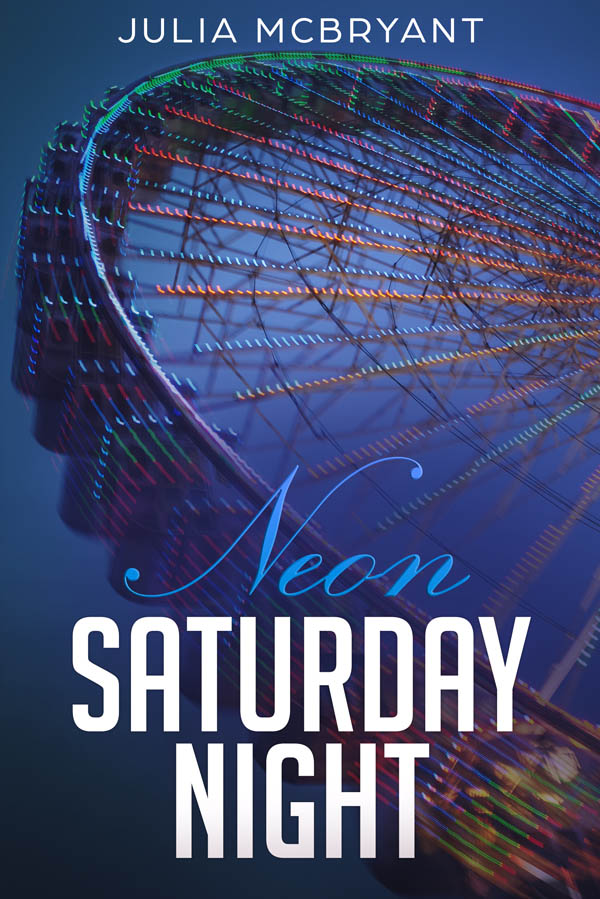 COVER - Neon Saturday Night