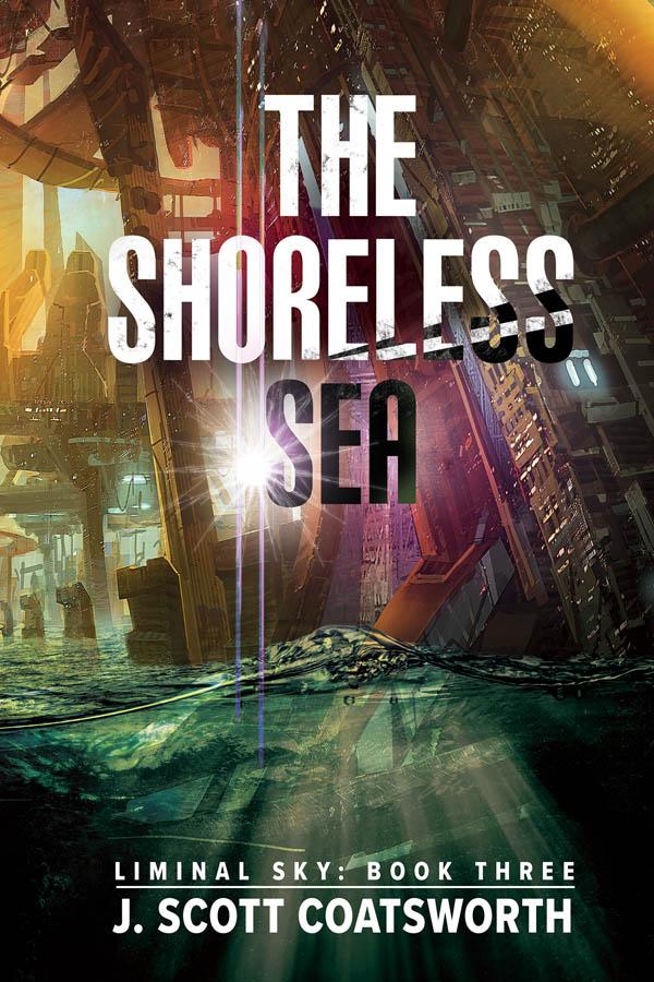 COVER - The Shoreless Sea