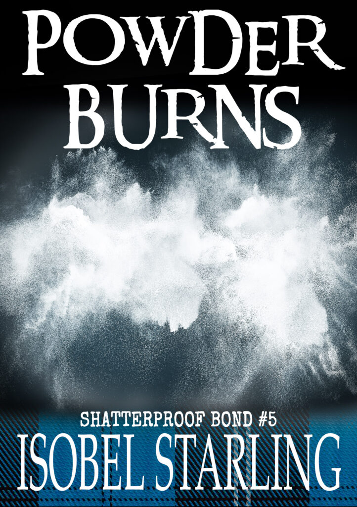 POWDERBURNS COVER